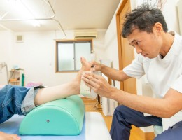 藤沢市 鎌倉市の外反母趾治療の専門院