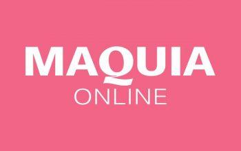 人気女性雑誌「MAQUIA 」に記事が掲載されました。